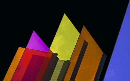 Заставки цвет, форма, абстракция