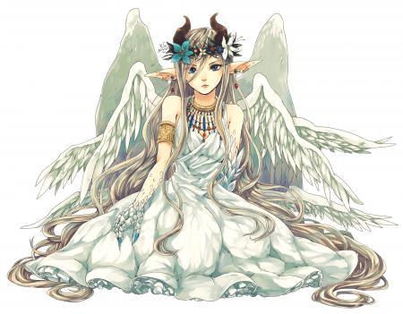 Рисунки арт, matsuki, mikipingpong, девушка