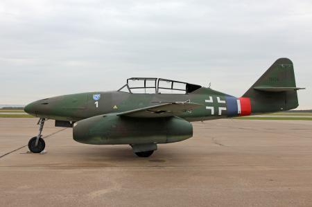 Фото Мессерщмитт, Me.262, реактивный, истребитель