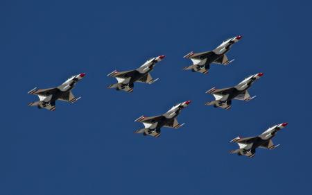 Заставки самолёты, авиация, оружие, Thunderbird