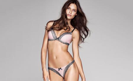 Обои Bianca Balti, Бьянка Балти, модель, шатенка