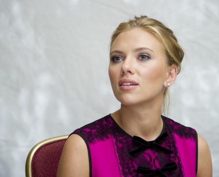 Обои Scarlett Johansson, пресс-конференция, Don Jon