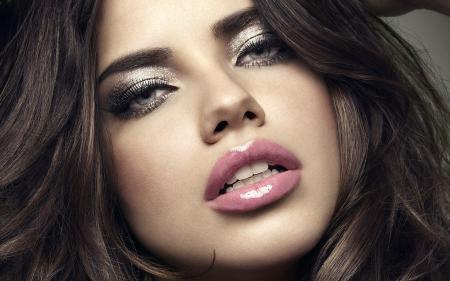 Обои Адриана Лима, Adriana Lima, девушка, красотка