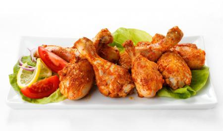 Фото куриные ножки, курица, помидоры, мясо