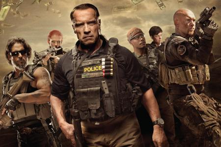 Обои Саботаж Sabotage, Арнольд Шварценеггер, Arnold Schwarzenegger, John «Breacher» Wharton