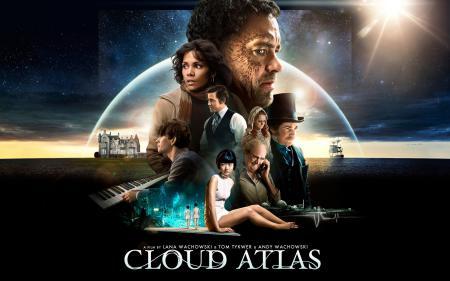 Заставки облачный атлас, cloud atlas, том хэнкс, tom hanks