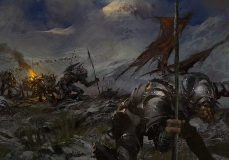 Заставки guild wars 2, армия, солдаты, монстры