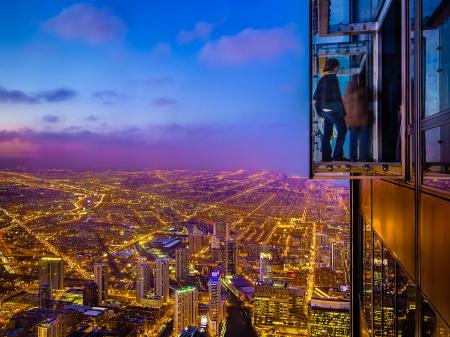 Обои Chicago, city, Illinois, USA