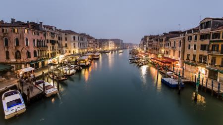 Обои Venice, Венеция, Canal Grande, Гранд-канал