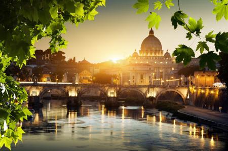 Заставки Rome, Italy, природа, пейзаж