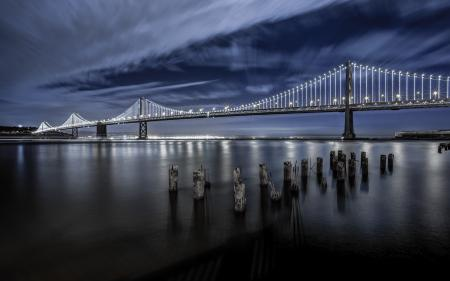 Фото San Francisco, Сан-Франциско, Bay Bridge, California