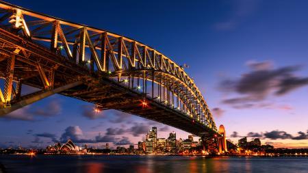 Фотографии Harbour Bridge, Sydney, New South Wales, Австралия