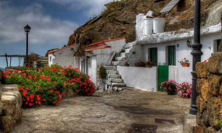 Обои дома, Испания, Сан Кристобаль де Ла Лагуна, Канары
