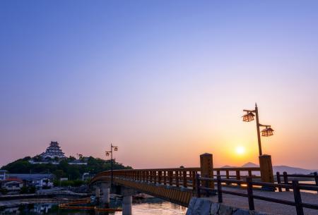 Фотографии Япония, Карацу, префектура Сага, замок