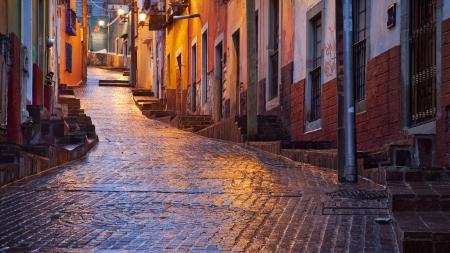 Заставки мексика, улица, брусчатка