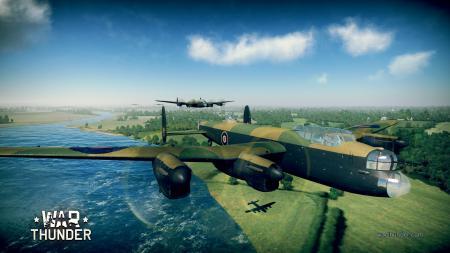 Рисунки War Thunder, ММО, самолёты, Авро 679 «Манчестер»