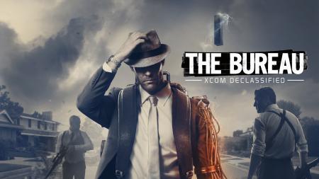 Картинки The Bureau: XCOM Declassified, X-COM, протагонист, агенты
