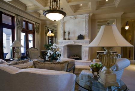 Фотографии интерьер, подушки, окно, лампа