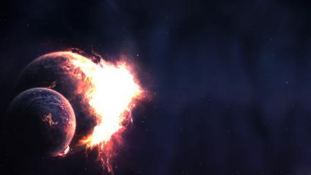 Картинки космос, планеты, звезды
