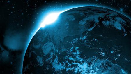 Картинки земля, синяя, пейзаж
