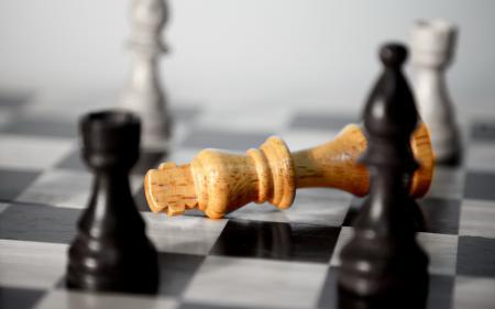 Фото шахматы, фигуры, макро