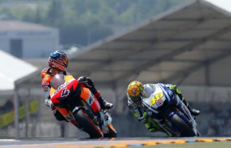 Заставки MotoGP, Гонка, Honda, 4
