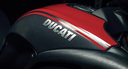 Фото Ducati, Diavel, Carbon, спортивный мотоцикл