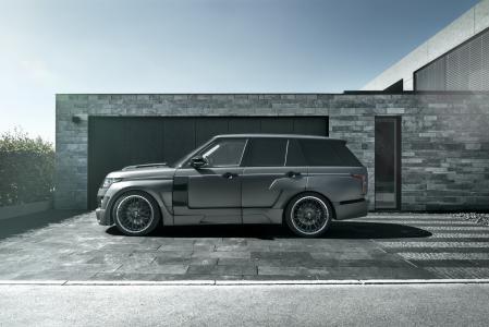 Обои Land Rover, Range Rover, Mystere, Hamann
