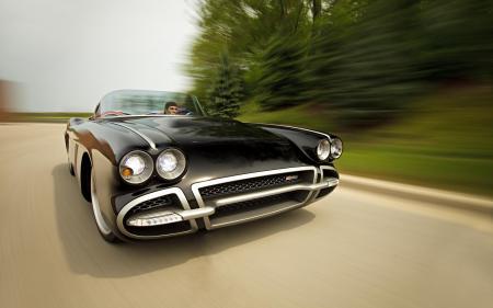Фото chevrolet, corvette, c1, rs