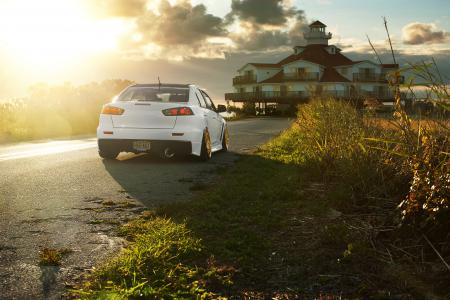 Фото Mitsubishi, Lancer, Evolution, X