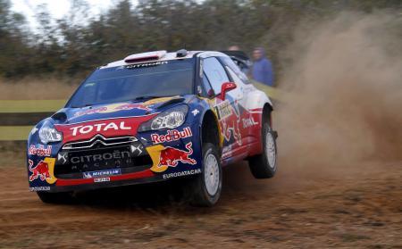 Заставки Citroen, DS3, Rally, WRC