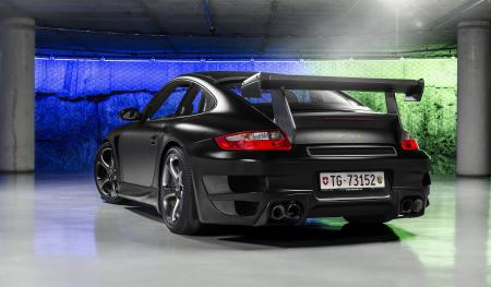 Фото Porsche, Techart, Gt, Street R