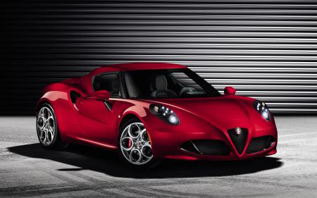 Фото Alfa Romeo, 4C, Альфа Ромео, 4ц