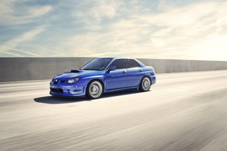 Заставки Subaru, Impreza, blue, субару