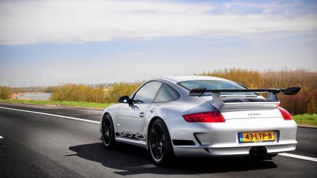 Картинки Авто, Порше, Porsche, 997
