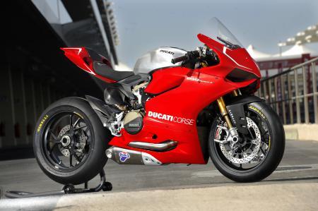 Фотографии мотоцикл, ducati, panigale, дукати