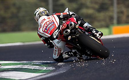 Заставки Ducati, мотоцикл, пилот, трасса