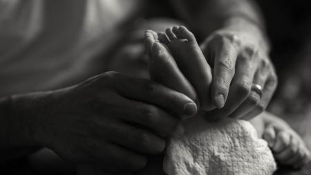 Фотографии ножки, ребёнок, руки, любовь