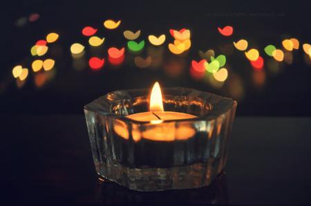 Фото свеча, свечка, огонь