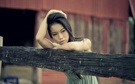 Заставки девушка, красота, настроение