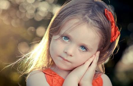 Картинки настроения, дети, девочка, лицо