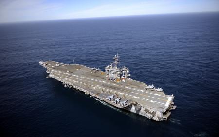 Картинки aircraft carrier, USS Carl Vinson, корабль, оружие
