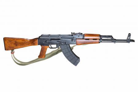 Фото AKM, автомат, Калашникова, оружие