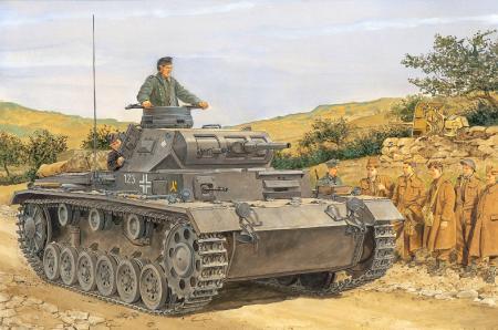 Заставки немецкий танк, пустыня, солдаты вермахта, средний танк