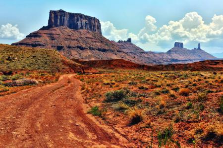 Фотографии горы, дорога, пейзаж