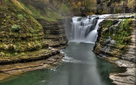 Заставки река, водопад, пейзаж