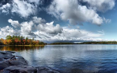 Фотографии природа. пейзаж, осень, река, вода