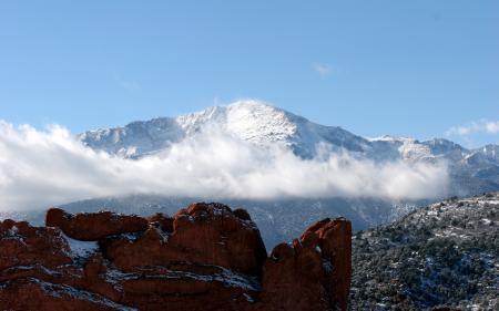 Заставки горы, фото, небо, обои