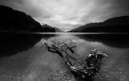 Фото природа, пейзаж, река, горы