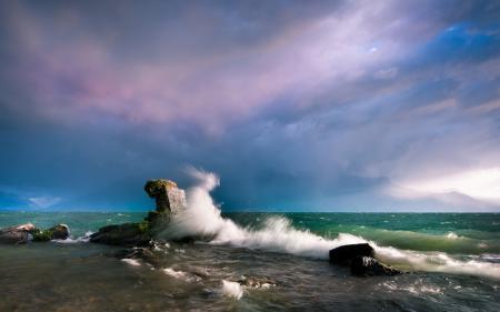 Фотографии море, волны, пейзаж